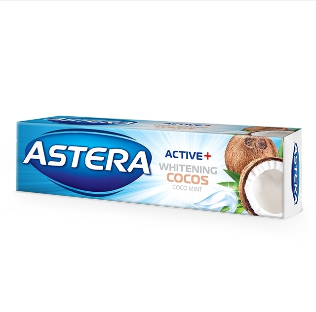 Astera Whitening Cocos Паста за зъби